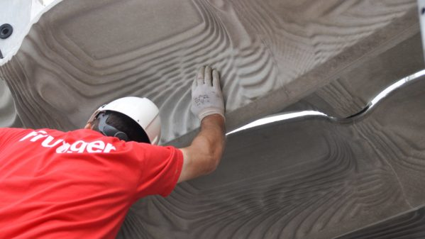 Smart Slab installation
